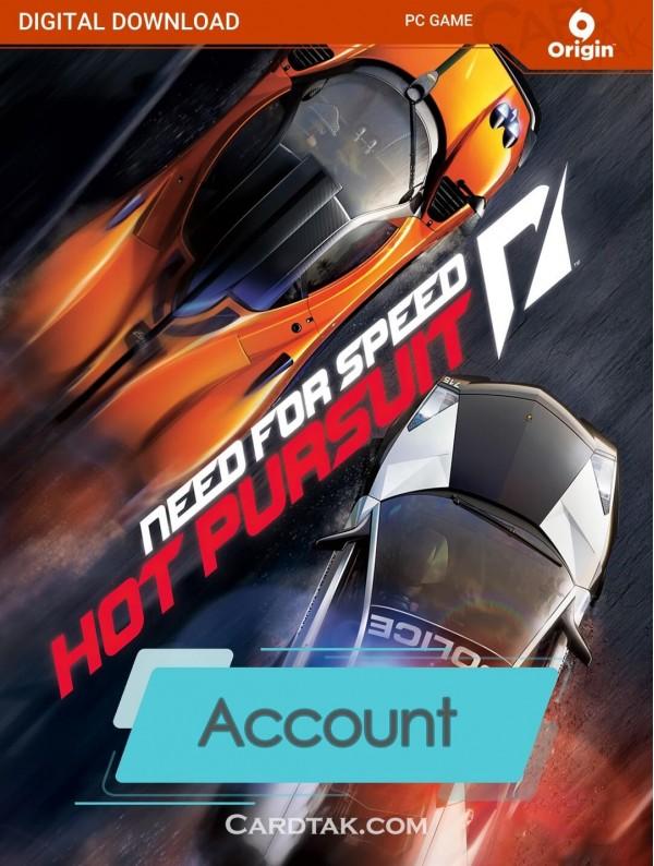 اکانت بازی اورجینال Need for Speed Hot Pursuit + گارانتی