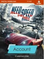اکانت بازی اورجینال Need for Speed Rivals + گارانتی