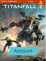 اکانت بازی اورجینال Titanfall 2 + گارانتی