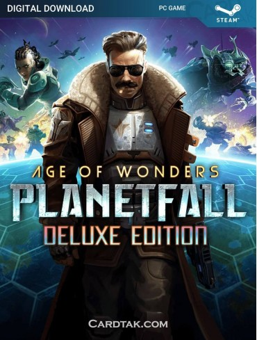 Age of Wonders Planetfall Deluxe Edition (Region Free)