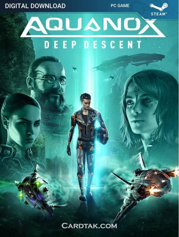Aquanox Deep Descent (Region Free)