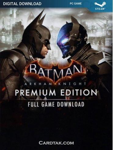 Batman Arkham Knight Premium Edition (Region Free)