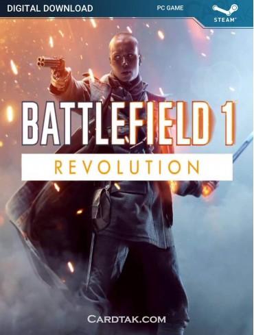Battlefield 1 Revolution (Steam)