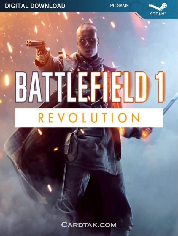 Battlefield 1 Revolution (Region Free)