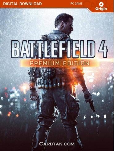 Battlefield 4 Premium Edition (Origin)