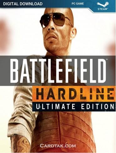 Battlefield Hardline Ultimate Edition (Steam)