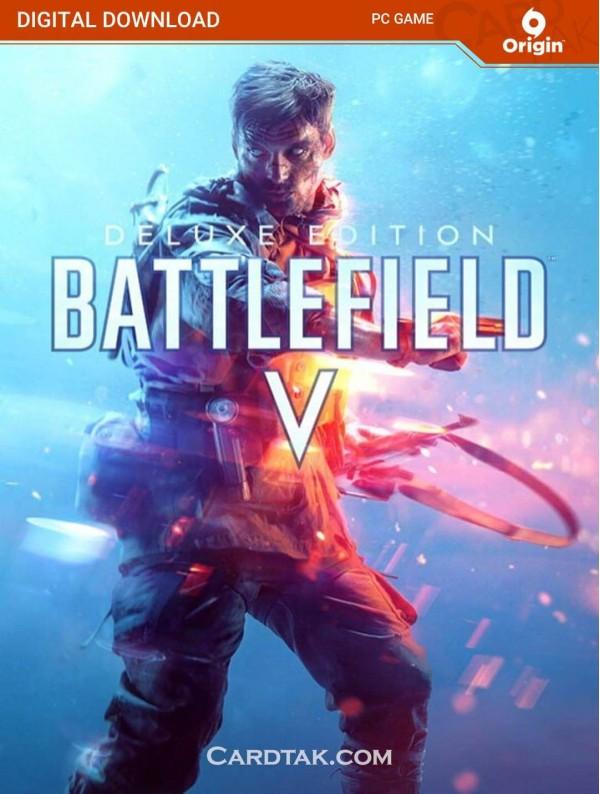 Battlefield V Deluxe Edition (Global)