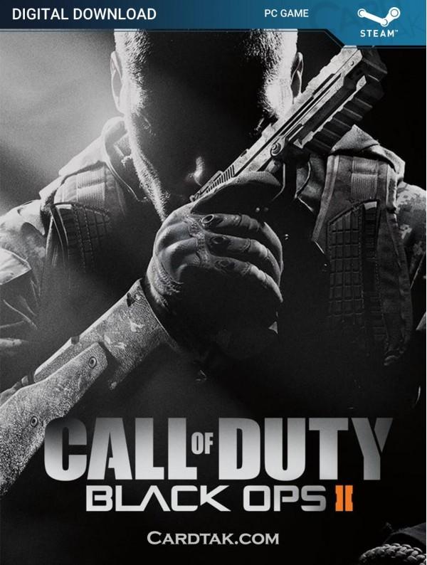 سی دی کی بازی Call of Duty Black Ops 2