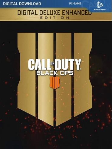 Call of Duty Black Ops 4 Digital Deluxe (RU)