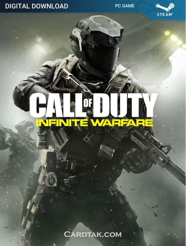 سی دی کی بازی Call of Duty Infinite Warfare