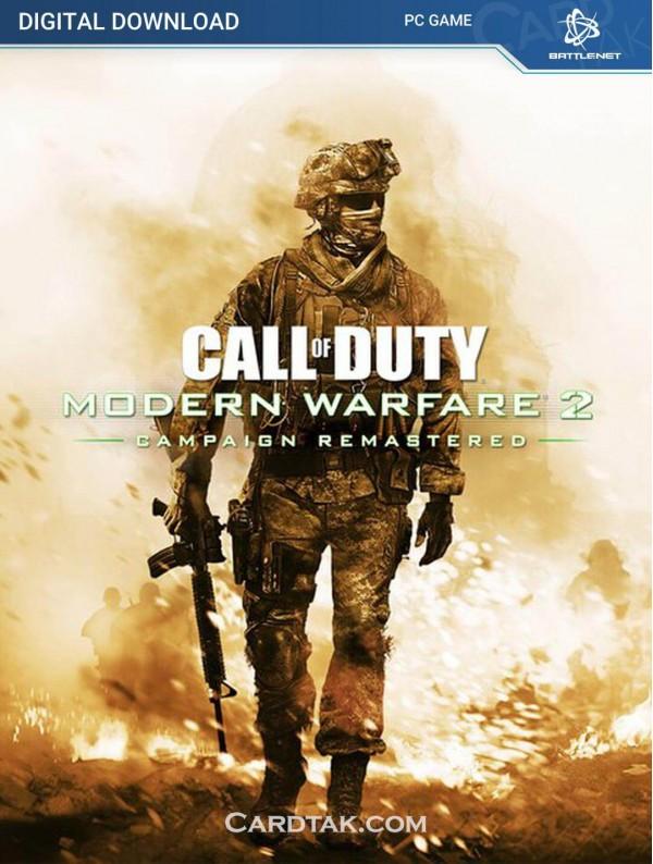 Call of Duty Modern Warfare 2 Campaign Remastered (RU)