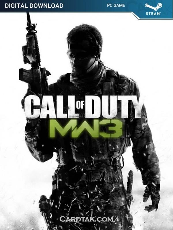 سی دی کی بازی Call of Duty Modern Warfare 3