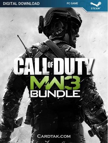 Call of Duty Modern Warfare 3 Bundle (Steam)