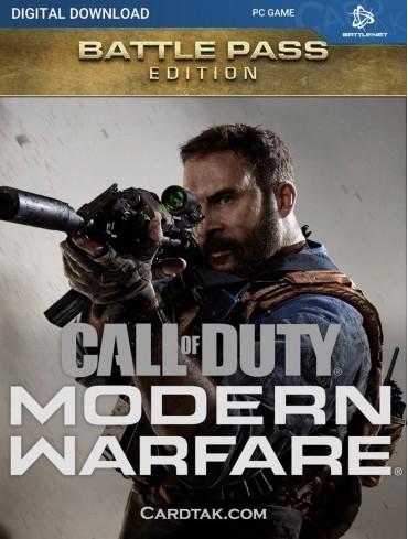 Call of Duty Modern Warfare Battle Pass Edition 2019 (RU)