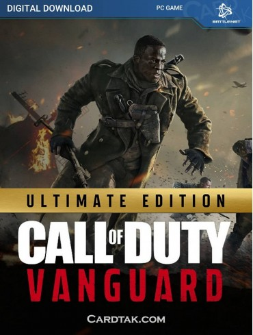 Call of Duty Vanguard Ultimate Edition (Battle.net)