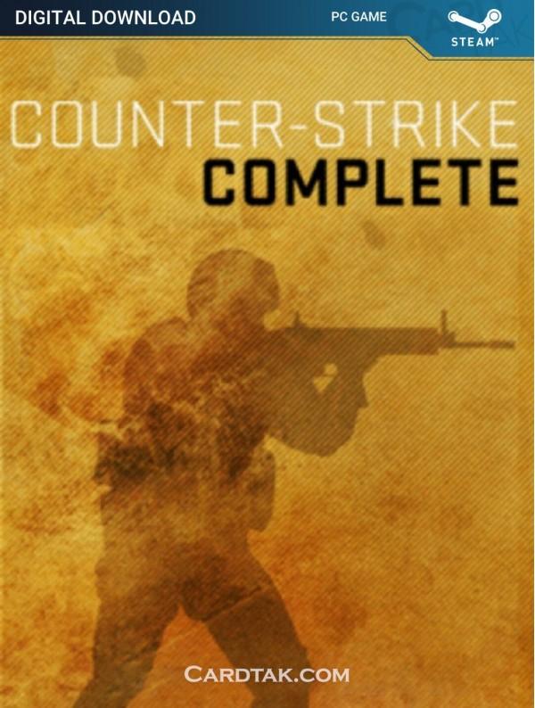 Counter Strike Complete (Region Free)