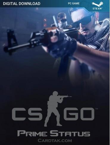 Counter Strike Global Offensive Prime Status (Steam)