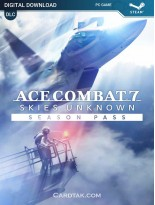 Ace Combat 7 Skies Unknown Season Pass (Steam)