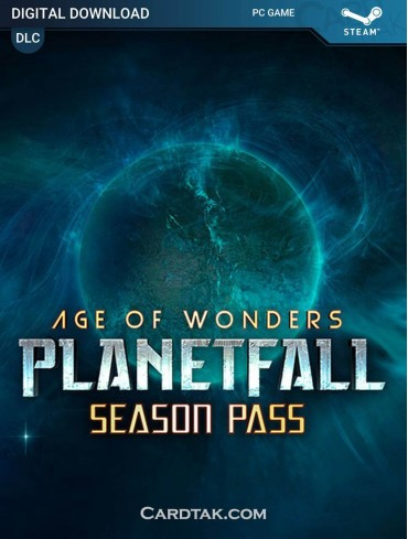 Age of Wonders Planetfall Season Pass (Steam)