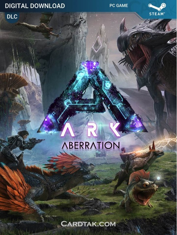 ARK Aberration Expansion Pack (Region Free)
