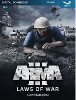 Arma 3 Laws of War (Region Free)