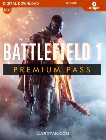 Battlefield 1 Premium Pass Upgrade (Origin)
