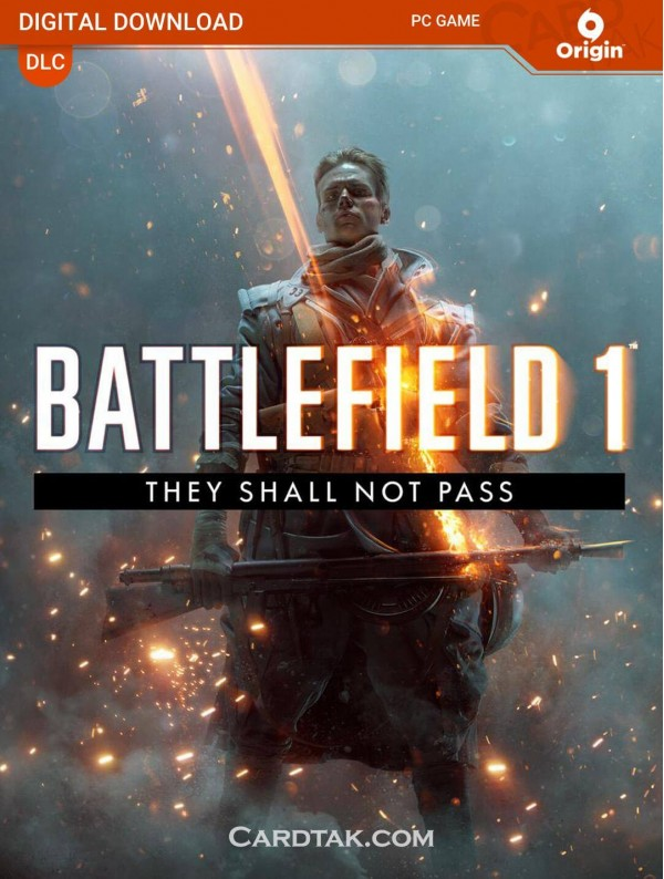 Battlefield 1 They Shall Not Pass (Global)