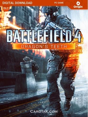 Battlefield 4 Dragon's Teeth (Origin)