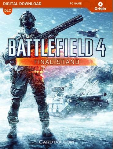 Battlefield 4 Final Stand (Origin)