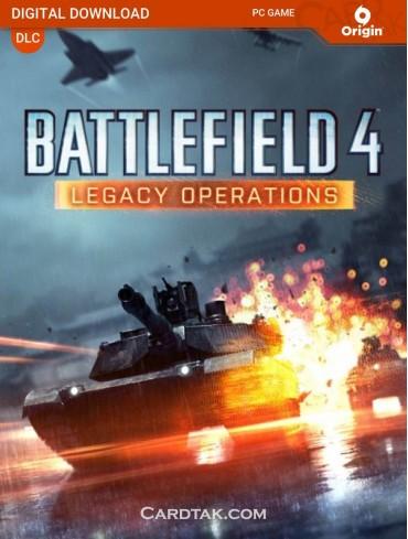 Battlefield 4 Legacy Operations (Origin)