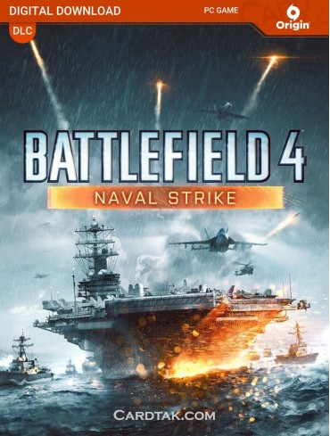 Battlefield 4 Naval Strike (Origin)