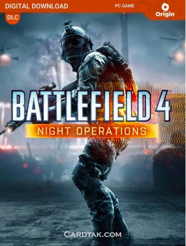 Battlefield 4 Night Operations (Origin)