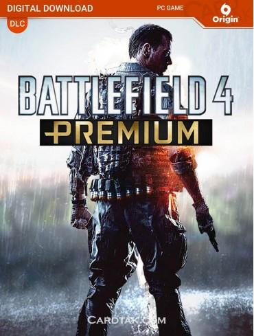 Battlefield 4 Premium Upgrade (Origin)