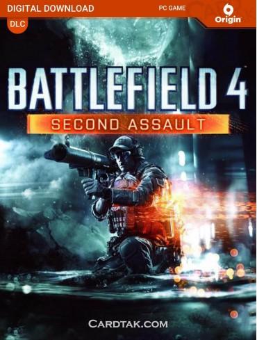 Battlefield 4 Second Assault (Origin)