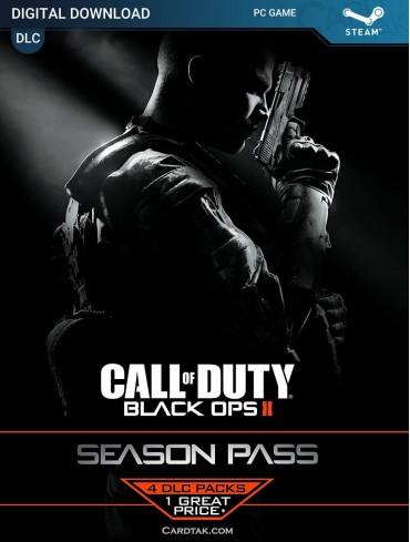 Call of Duty Black Ops 2 Season Pass (Steam)