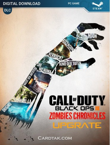 Call of Duty Black Ops 3 Zombies Chronicles (Steam)