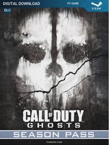 Call of Duty Ghosts Season Pass (Steam)