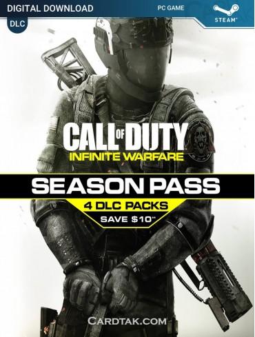 Call of Duty Infinite Warfare Season Pass (Steam)