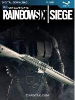 Tom Clancy's Rainbow Six Siege Platinum Weapon Skin (Steam)