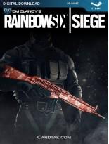 Tom Clancy's Rainbow Six Siege Ruby Weapon Skin (Steam)
