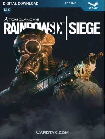 Rainbow Six Siege Smoke Bushido Set (Region Free)