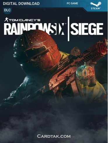 Rainbow Six Siege Tachanka Bushido Set (Region Free)