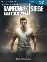 Tom Clancy's Rainbow Six Siege Year 5 Pass (Steam)