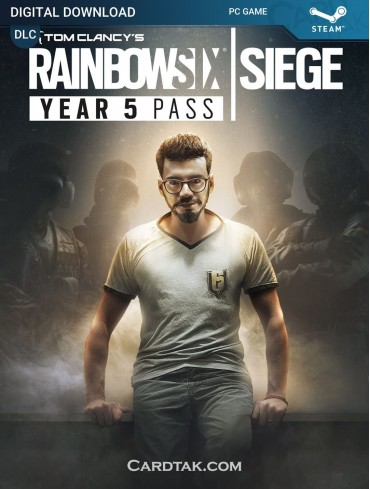 Tom Clancy's Rainbow Six Siege Year 5 Pass (Region Free)