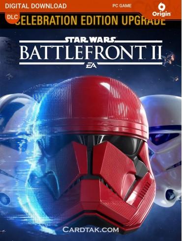 Star Wars Battlefront 2 Celebration Edition Upgrade (Origin)