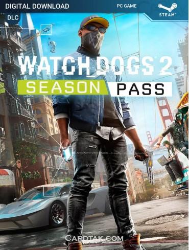 Watch Dogs 2 Season Pass (Steam)