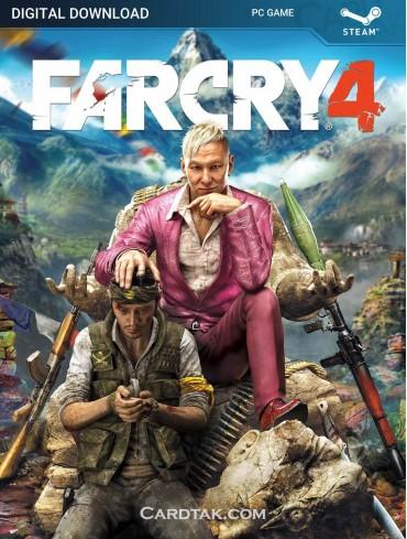 Far Cry 4 (Steam)