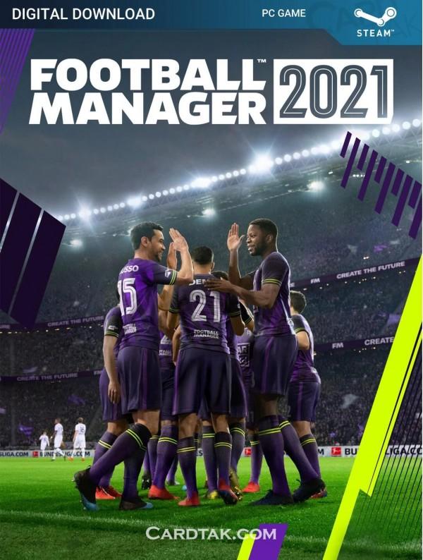 Football Manager 2021 (Region Free)