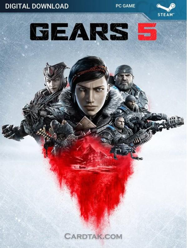 Gears 5 (Region Free)