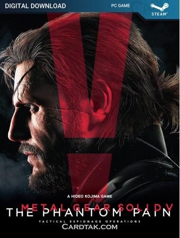 Metal Gear Solid V The Phantom Pain (Steam)